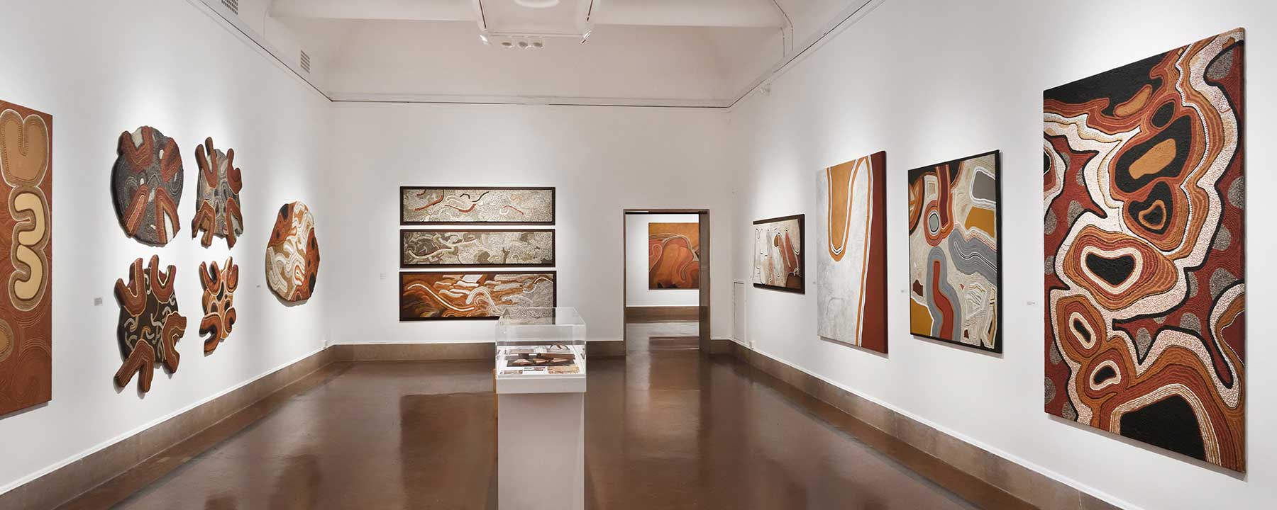 Aspects of Landscape Exhibition, John Hitchens Southampton City Gallery,