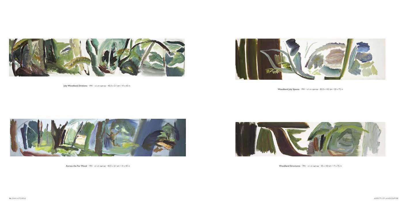 New publication 'Aspects of Landscape', John Hitchens Artist